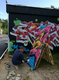 Graffiti TV2 6
